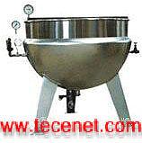 直立式夹层锅(上海宣辰机械)