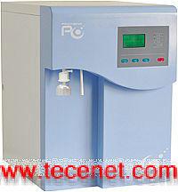 微量有机除热源型一体台式超纯水机