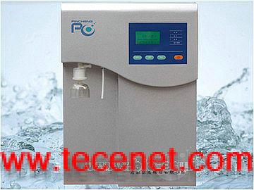 微量无机除热源型系列一体式超纯水仪