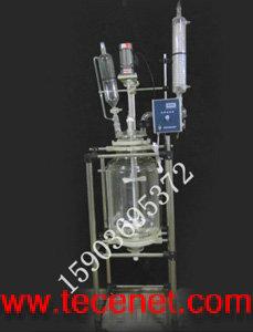 S212-5L双层玻璃反应釜!厂家直销