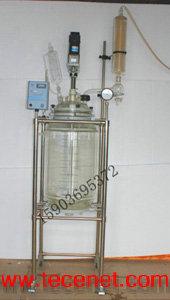 S212-50L双层玻璃反应釜,专业生产!