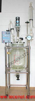 S212-20L双层玻璃反应釜,专业生产!