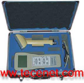 便携式α、β表面污染测量仪XH3206