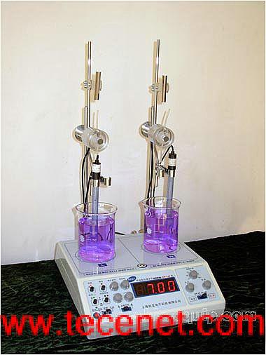 全自动电位滴定仪双滴,双搅拌型