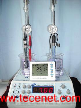 全自动电位滴定仪(测温型)