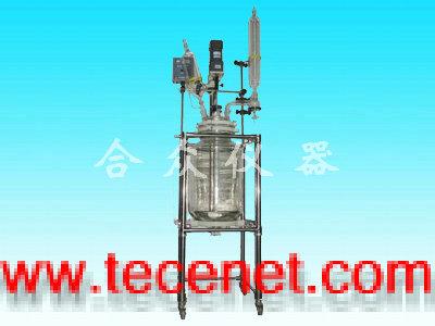 双层玻璃反应釜价格SF10-70L