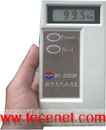 数字大气压力计 BY-2003P