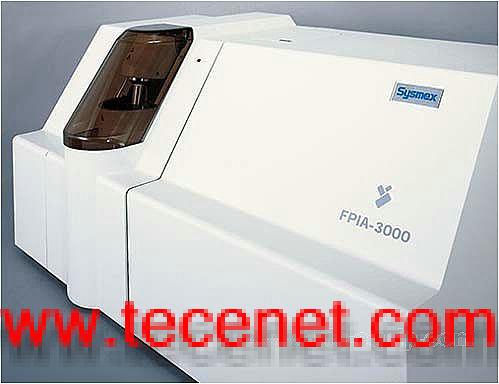 湿法粒度和粒形分析仪Sysmex FPIA-3000