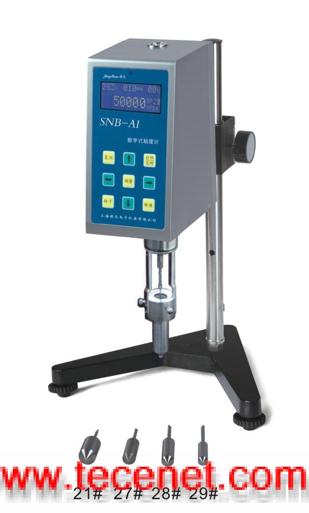 SNB-AI数字式旋转粘度计(黏度计专业生产厂)