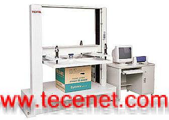 电脑纸箱抗压试验机