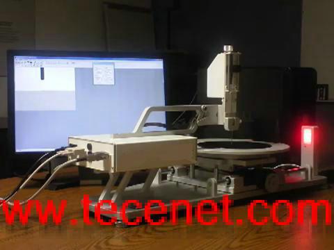 晶圆表面张力接触角自用能分析检测测量系统