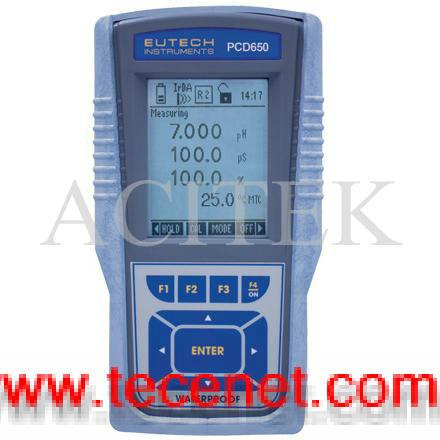 台式pH、电导率、溶解氧仪器