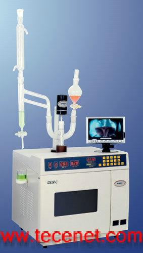 常压微波合成反应仪