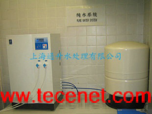 【单级反渗透低有机物超纯水】超纯水系统