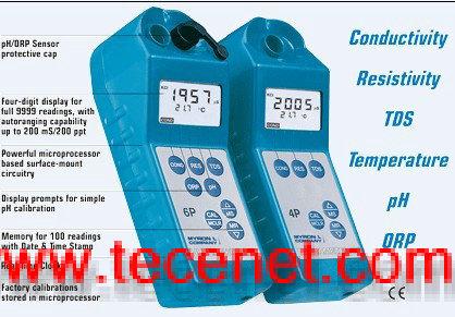 便携式电导pH表