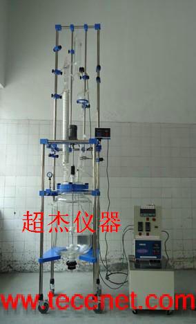 东莞中山惠州直销50L双层玻璃反应釜价格