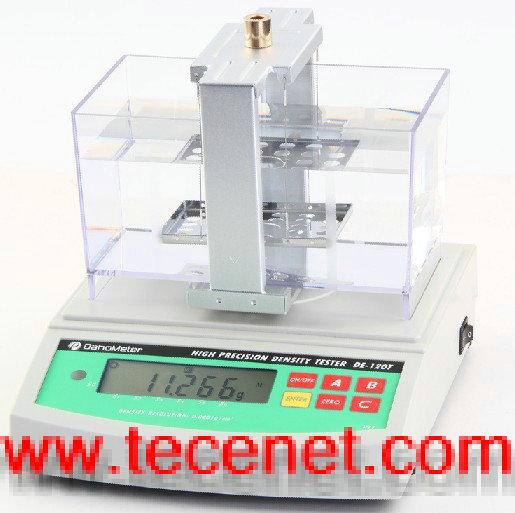 PVC塑料粒子比重天平,固体密度计