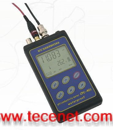 进口便携式PH/电导/溶氧测试仪