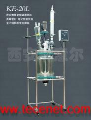双层玻璃反应釜|双层玻璃反应器