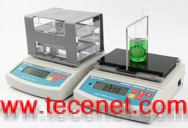 固液体两用密度计|比重计dh-300X密度测试仪