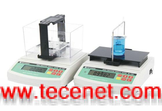 高精度固液体两用密度计|比重计DE-120T
