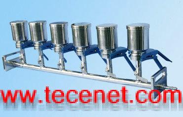 厂家直销316L不锈钢6联过滤器