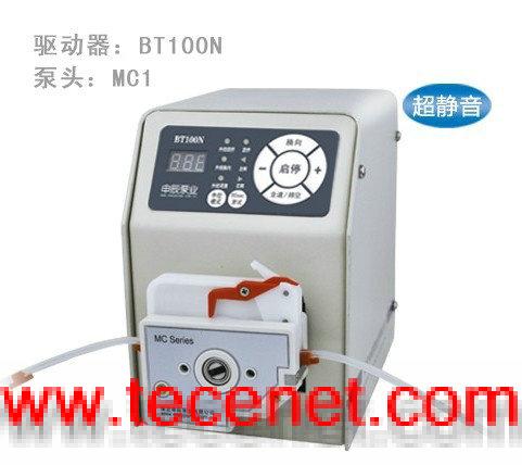 申辰牌单道标准型蠕动泵BT100M