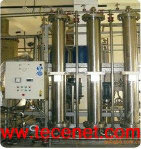 植物提取液提纯浓缩 — 集成膜分离设备
