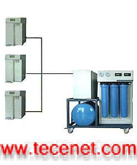 实验室超纯水网络系统