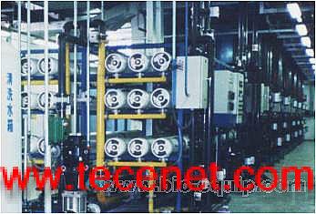 反渗透加电去离子装置