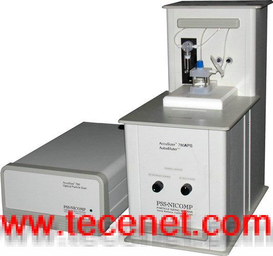 美国PSS Accusizer780APS 激光粒度仪