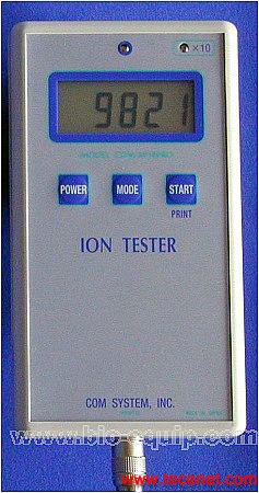 矿石负离子浓度测试仪 负离子粉测试仪