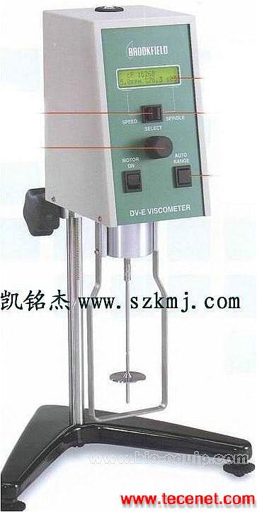 数显粘度计/DV-E/博力飞粘度计/价格/深圳