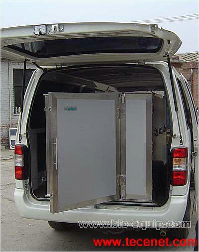 金杯车专用冷藏箱