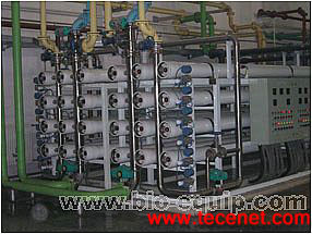 石油化工行业用水设备