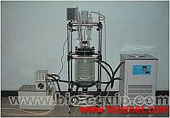 CJPR系列变频恒速双层玻璃反应釜