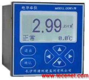 长沙科特 DD8578型电导率在线监测仪