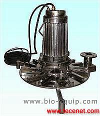 自吸式高效污水曝气机