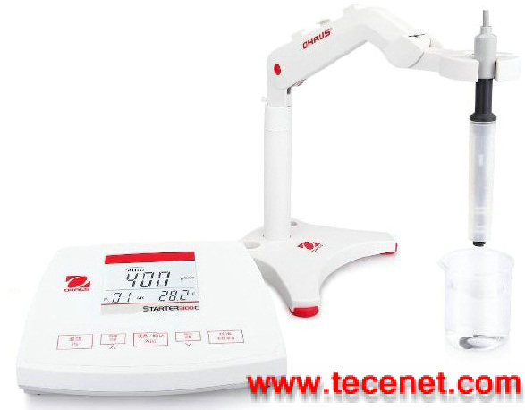 0.5级STARTER 3100C电导率仪 台式