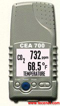 手掌式二氧化碳分析仪