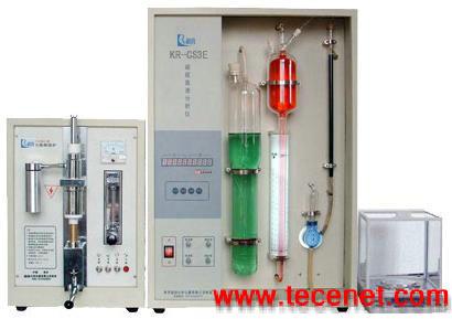 碳硫检测仪,碳硫测定仪,炉前分析仪