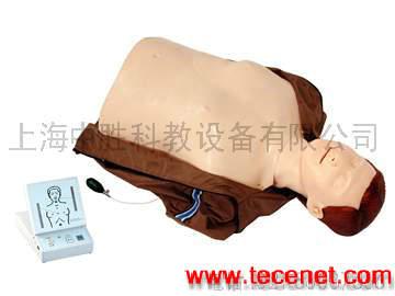 心肺复苏模型-高级半身心肺复苏训练模拟人