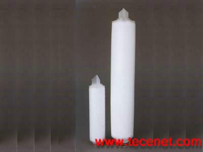 聚丙稀(PP)--折叠筒式滤芯