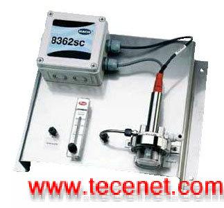 8362sc 高纯水用在线pH分析仪