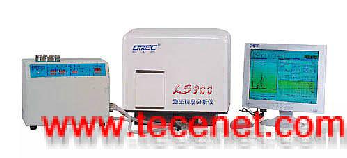 LS900型激光粒度仪