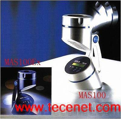 MAS 100Ex空气浮游菌采样器