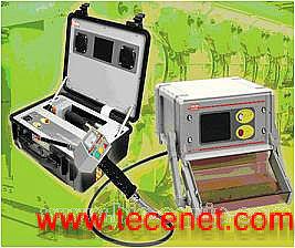 数字式高智能SF6气体泄露定量检测仪