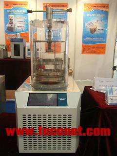 冷冻干燥机/真空冷冻干燥机/冻干机