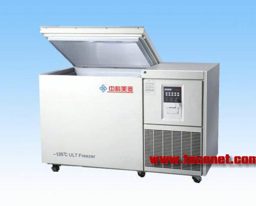 -135℃超低温储存箱DW-LW258中科美菱冰箱