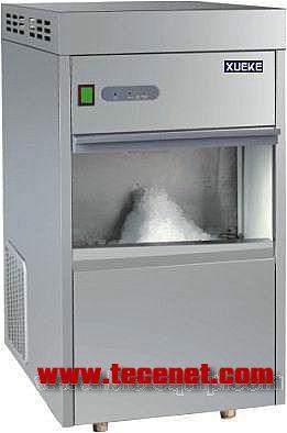 独立式高效优质雪花制冰机